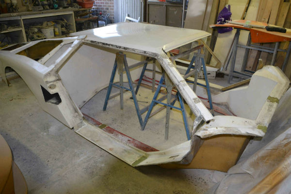 lamborghini countach kit car kitcars replica poly creation. Black Bedroom Furniture Sets. Home Design Ideas