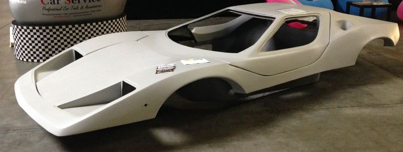 Nova kit car, nova replica, kit cars, body kits /Poly ...